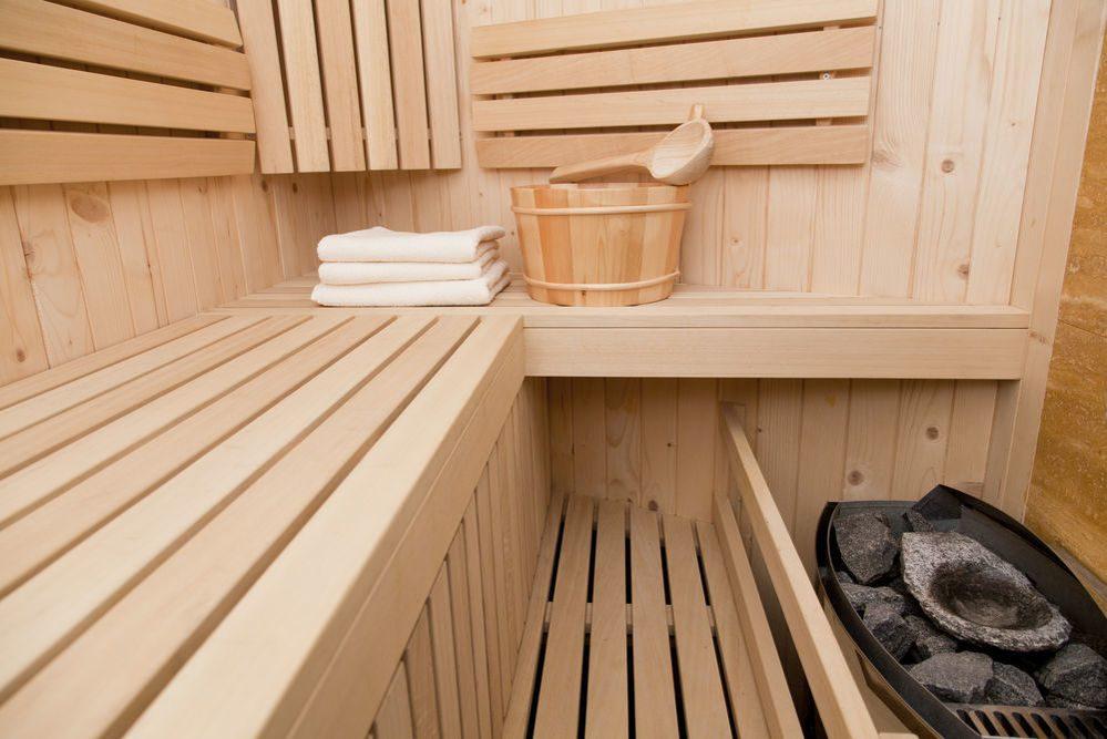 Использование банного полока